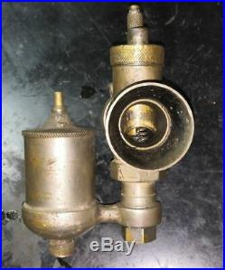 Carburateur bronze gurtner type A moto collection années 1920 1930