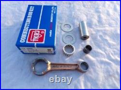 Honda 125 rs 125rs rs125 r nf4 nx4 kit bielle rod complet neuf competition race