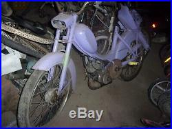 Mobylette PEUGEOT BB French Moped VINTAGE
