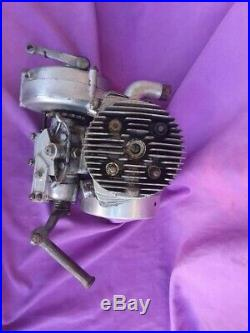 Moteur René gillet 125 VB ancienne Moto Old Motocycle French
