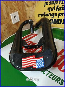 N. O. S echappement SITO USA chopper PEUGEOT 103 hp hpl cyclostand mobylette