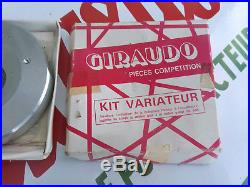 N. O. S flasque GIRAUDO pour variateur PEUGEOT 103 mobylette