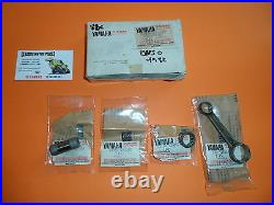 Pw 50 Annee 1982 Kit Bielle Complet Neuf Origine Yamaha/connecting Rod Assy