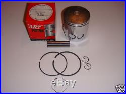 Ty 250 Type 434/516 Yamaha Piston Complet Cote 1,00